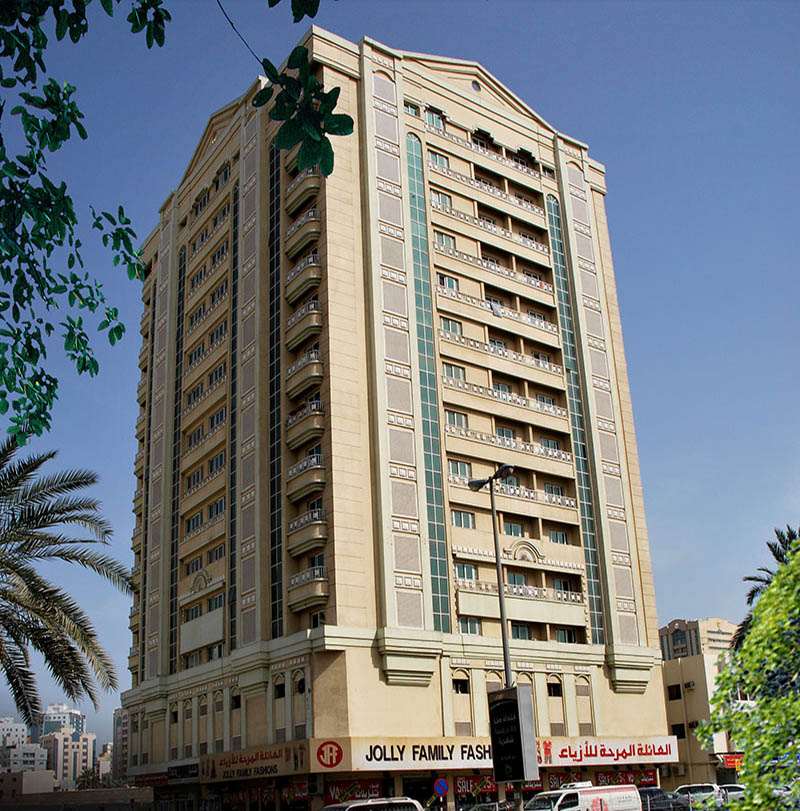 Belrasheed Tower 2